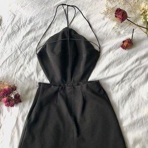 Mekka Strappy-Back Dress